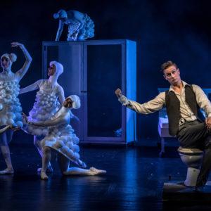 026 - SĘlo pro n†s dva - Marek Svobodn°k a soubor Baletu ND - Foto Martin Div°Áek