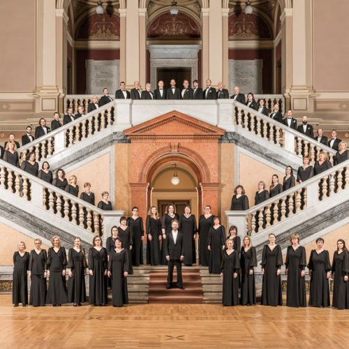 Prague Philharmonic Choir - photo Jan Slavík