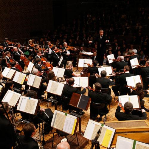 Koncert SOČR