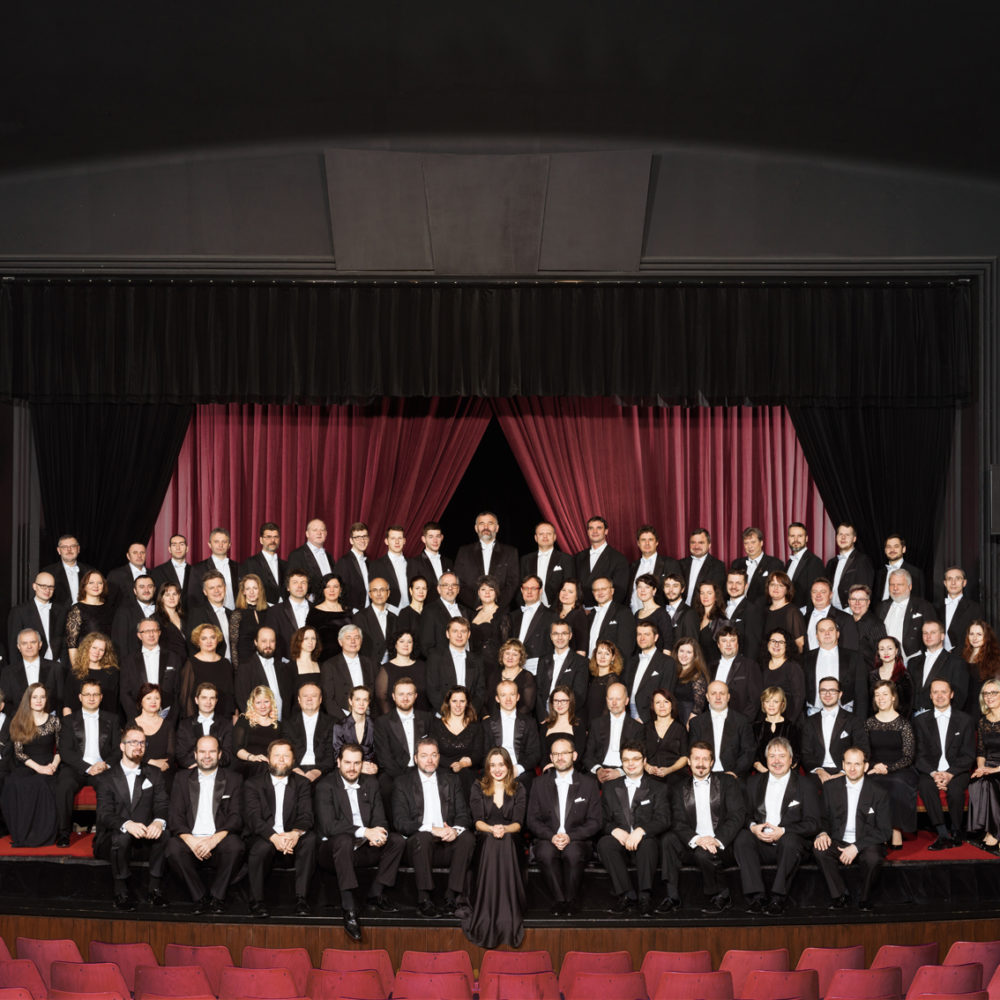 Jan†ükova filharmonie Ostrava